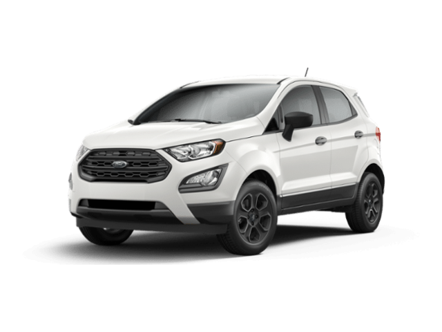 New 2018 Ford EcoSport S Crossover FAB182577 in Getzville, NY